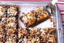 Dessert Recipes / Sweets and treats.