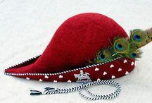 15. Jahrhundert - Hüte
