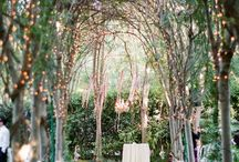 Ceremony Inspirations / #ceremony #cermonyspace #weddingvenue #weddings #weddinginspirations #diywedding #diy #weddingdecorideas