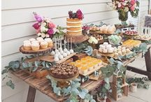 Desserts & Pastries / #weddings #desserts #pastries #weddingbar #weddingdesserts #weddinginspiration #socalweddings
