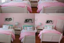 girls' room / children's room ideas / by Rachel Gray