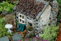 Fairy Houses / by Kathy Westaby