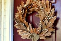 Crafts To Try. / Crafts for all seasons - simple, lovely, easy crafts. Great for gift giving or keeping.