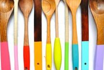 Pretty Colors: Rainbows. / Rainbows, bright colors, ombre, etc.