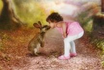 Bunny Sweetness / by Kathy Westaby
