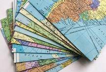 Globe & Map Goodness