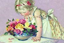 Jessie Wilcox Smith Art