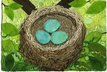 Nesting Nests Goodness / by Kathy Westaby
