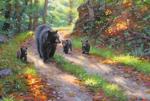 Bears & Forest Friends