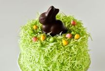Easter and Spring Food and Decor.  / Crafts and recipes inspired by Easter and spring.