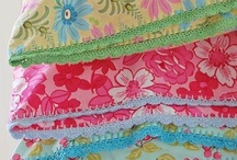 Pretty Pillows / by Kathy Westaby