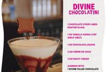 Divine Recipes / These are some of my fave quick, simple, healthy recipes and ideas for entertaining with the girls. Need a dessert idea? Well, there's SKINNY COW® for that! / by Skinny Cow