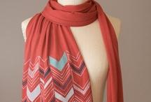 Why do I like scarves? / by Sonya Sanford