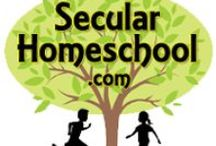 Secular Homeschool Resources / by Savvy Homeschool Moms