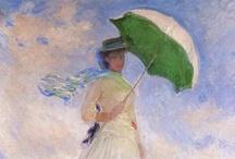 Claude Monet / Pintor francés impresionista. 1840-1926