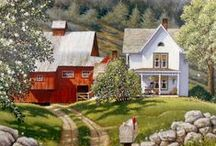 Home Sweet Home / by Kathy Westaby