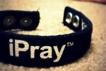 PRAY ✞ / by iPIN