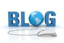 Blogging / Contenidos de interés sobre blogs y para bloggers / by Bartolomé Borrego Zabala