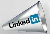 LinkedIn / Todo acerca de la red social LinkedIn / by Bartolomé Borrego Zabala