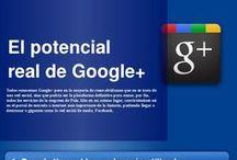 Google+ / Todo acerca de la red social Google+ / by Bartolomé Borrego Zabala