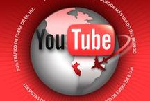 YouTube-Videos / Todo sobre la red social YouTube y otras redes sociales de vídeos / by Bartolomé Borrego Zabala