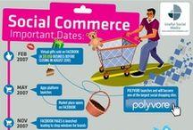 sCommerce / Social Commerce. La necesaria e inseparable unión entre el comercio electrónico, el social media y las redes sociales.