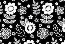 Black White Goodness / by Kathy Westaby