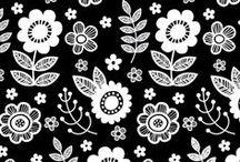 Black White Goodness