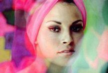 portrait. colour