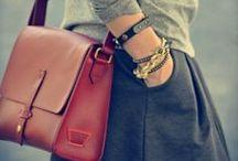 W O M A N & B A G / women and their bags