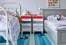 Pretty Cute Kids Bedrooms. / Adorable and fun ideas for children's room decor.