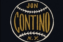 Jon Contino / A selection of work and media from Jon Contino Studio. / by Jon Contino