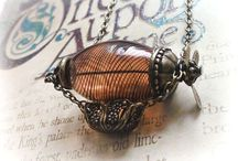 Steampunk jewelery