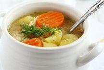 Soups and Chili Recipes. / soup recipes -- chili recipes -- easy soup recipes -- vegetarian soup recipes -- creamy soup recipes