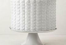 Cake Stands / Zero space for a cake stand collection at home, here's the fantasy set. / by Celia Lacy