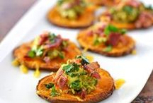 Appetizers and Finger Foods.  / Recipes for finger foods and appetizers.