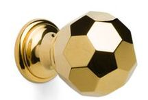 hardware / knobs, pulls are jewelry for your interiors