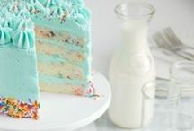 Pretty Cakes. / Delicious and beautiful cake recipes for all occasions.