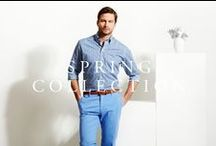 Spring Collection / 2015 / Our Spring Collection brings together colors that pop and lightweight fabrics, ideal for embracing the breeze this season. This collection is only available through May 4, 2015. http://ledbury.com/shop/short-run#