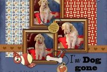Scrapbooking page ideas-Disney layouts / ideas for scrapbooking pages / by Diann McShane