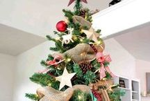 ♥~Christmas  Burlap~♥ / ♥ Pin as much as you like ♥