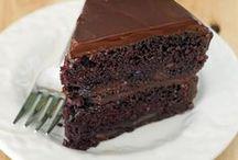 PALEO Dessert Recipes. / paleo chocolate desserts -- paleo baking -- grain free baking -- grain free desserts -- sweet paleo recipes