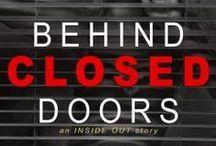 Behind Closed Doors / Standalone novel coming from Lisa Renee Jones on 10/17
