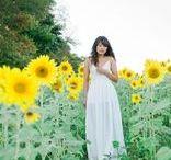Maxi Dresses / Favorite Maxi Dresses, white maxi dresses, long dresses, midi dresses, wedding dress, summer dress, fall dress