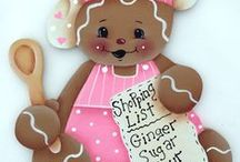 ♥~CLIPART GingerBread~♥