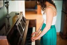 Piano Love / by Lauren Vaughan
