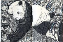 pandas / by Prix Madonna