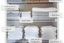 Laundry Rooms / laundry room storage and organization ideas | inspiration pictures