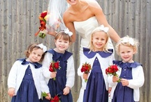 flowergirl / ringbearer / lovely little ones
