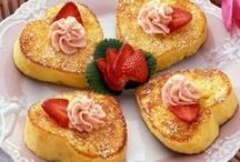 Valentines--food